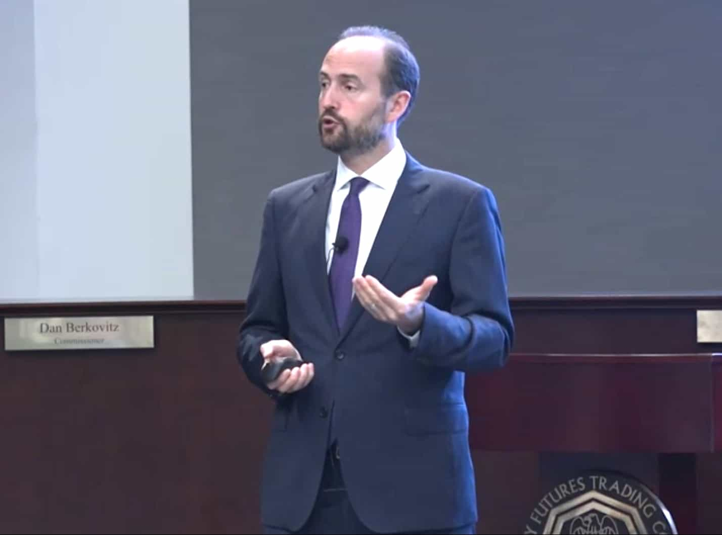 Tommaso Mancini-Griffoli from IMF Pitches Synthetic Central Bank Digital Currency