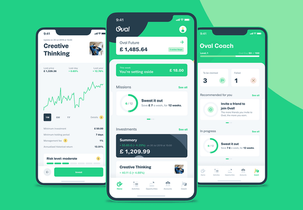 Overfunding: Crowdcube Success Oval Money Quickly Surpasses £1 Million Funding Target on Seedrs