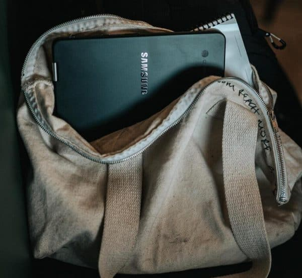 computer bag travel Samsung