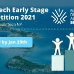 InsurTech NY Teams Up With the Bermuda Business Development Agency for InsurTech Early Stage Competition 2021